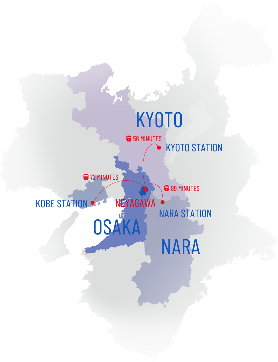image:kansai map